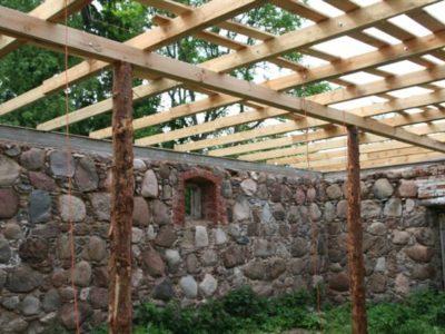 Katusetööd, viilkatuse ehitus, sarikatood, tuulekast, vahelagi, üldehitustööd