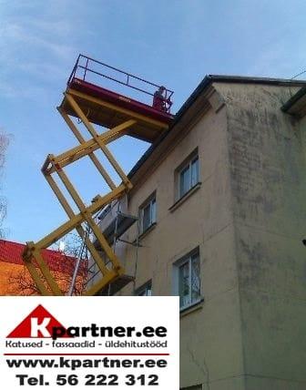 Viilkatuse ja lamekatuse ehitus, soojustamine, katuse paigaldus