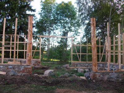 Suurhoone, viilkatusetööd, katusetööd, puitfassaaditööd, soojustamine, ehitus, renoveerimine, puitfassaadi renoveerimine, hind