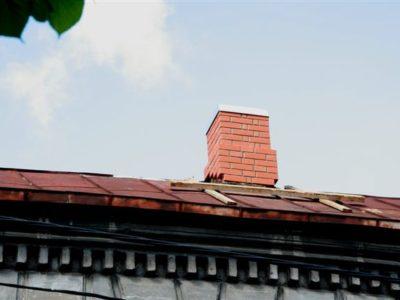 Korstna, pits, ladumine, ehitus, renoveerimine, ehitamine, krohvimine