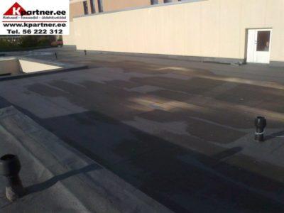 lamekatuse-soojustamine-SBS-katus