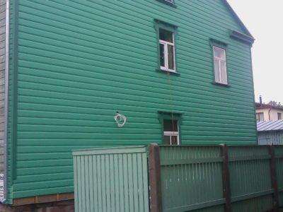 Fassaaditööd - majade soojustamine, renoveerimine